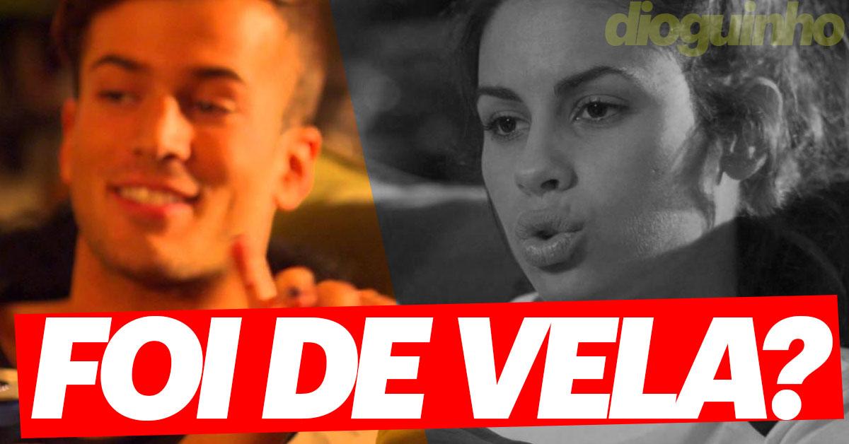 Photo of David Carreira e Carolina Loureiro terminam namoro? NÃO!