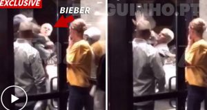 JUSTIN BIEBER THROWS DOWN IN HUGE FIST FIGHT!