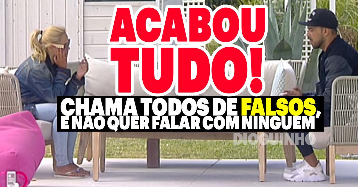 Photo of Jorge Palhares quebra silêncio. Acabou tudo e chama todos de falsos