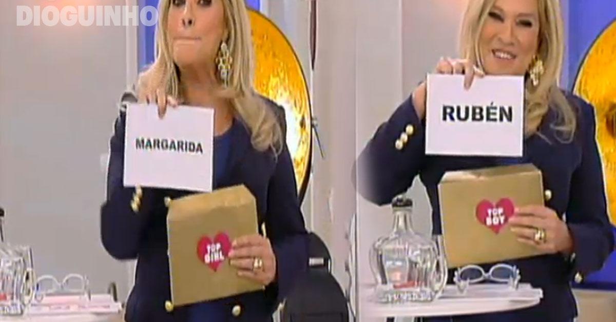 Photo of Rúben e Margarida venceram o Love on Top 2. Quem escolheram?