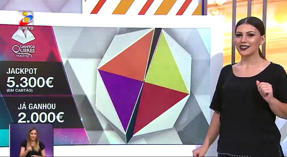 Photo of Fail: Assistente do «Você na TV» engana-se no passatempo 760