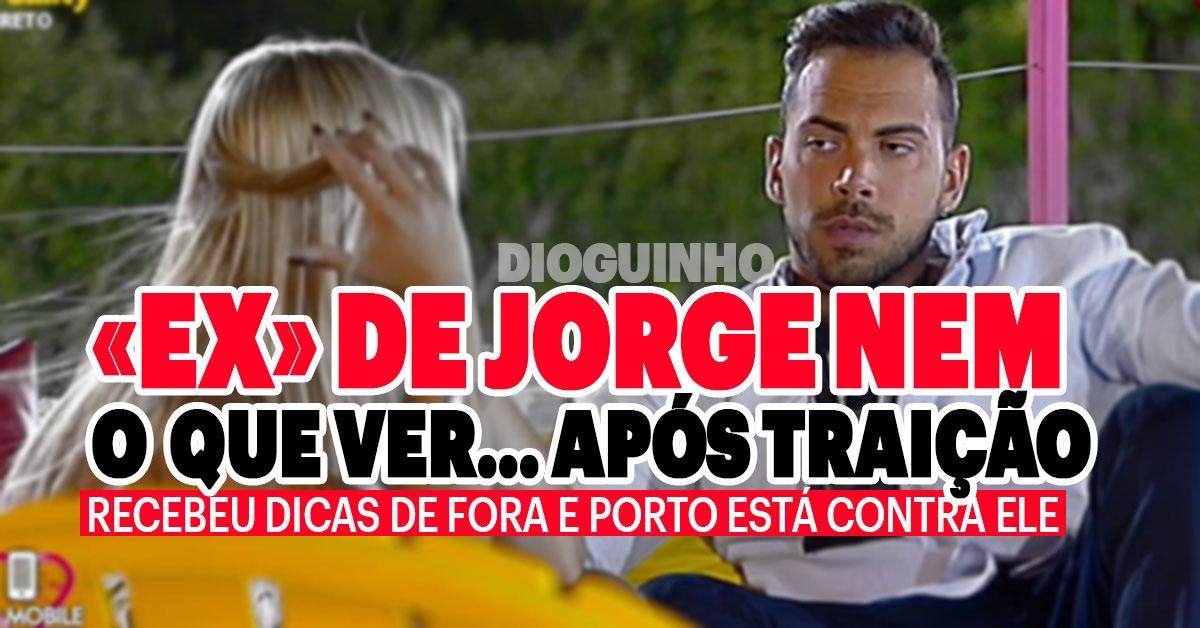Photo of Jorge Palhares já sabe: «ex» traída NEM o que ver e PORTO detesta-o