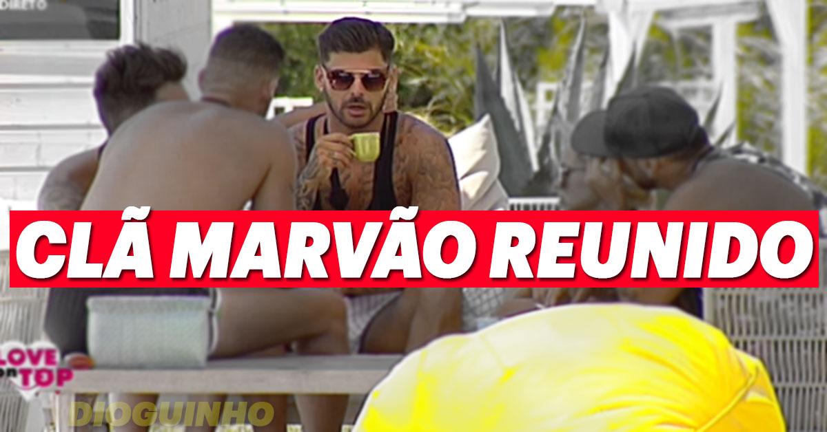 Photo of Bruno Marvão regressa do confessionário… e clã colocou a par de tudo!