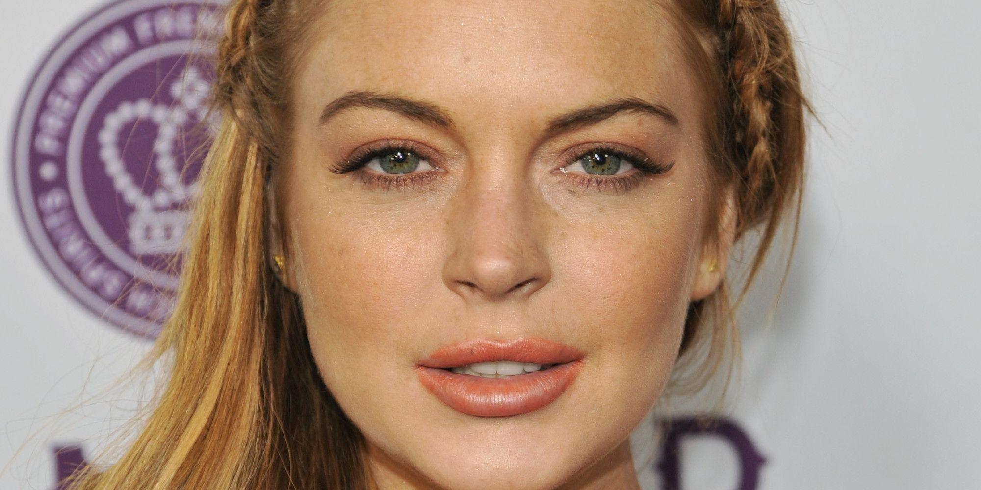 """Photo of Pai de Lindsay Lohan confirmou """"ela está grávida"""""""