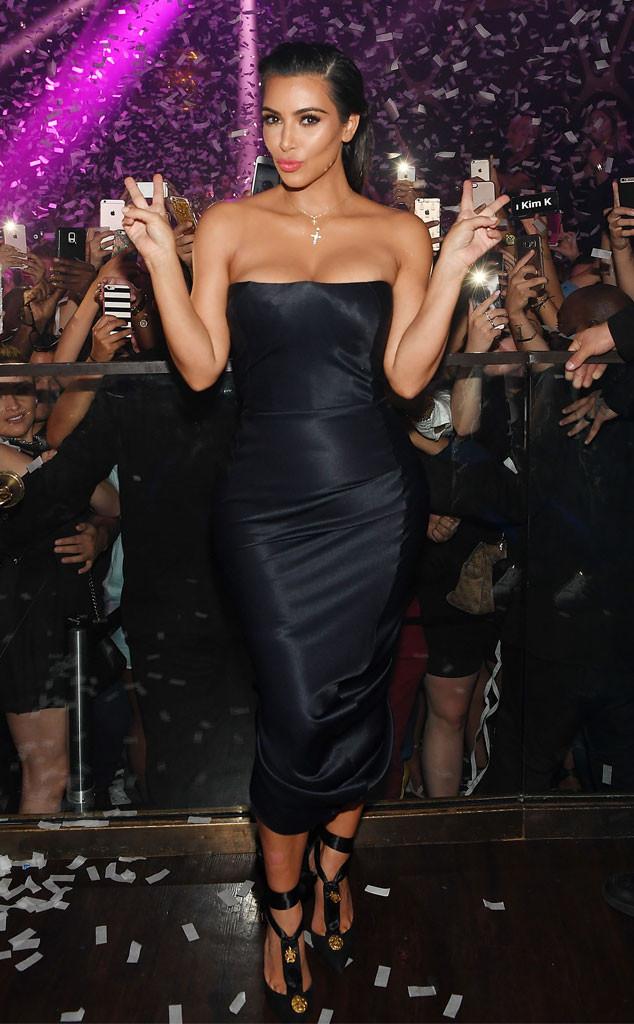 Kim Kardashian já perdeu os 31 quilos
