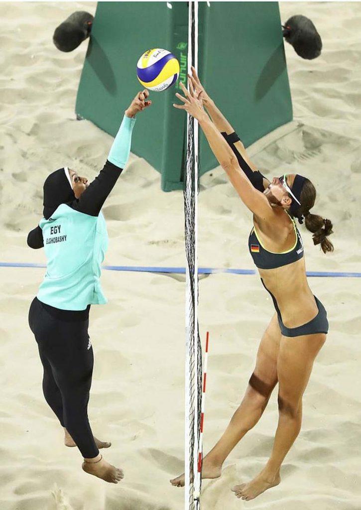 Duelo de culturas nos Jogos Olímpicos do Brasil