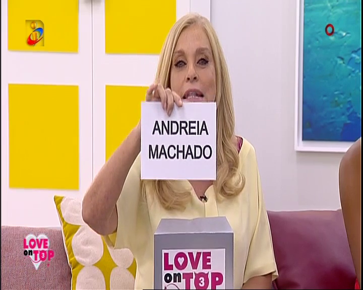 Photo of Andreia Machado é expulsa do Love no Top 3
