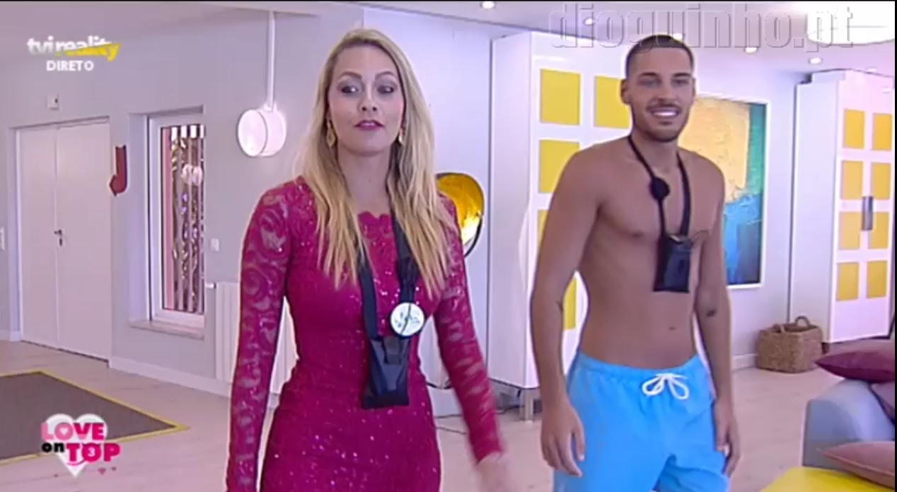 Photo of Jéssica Lima entra no Love on Top 3