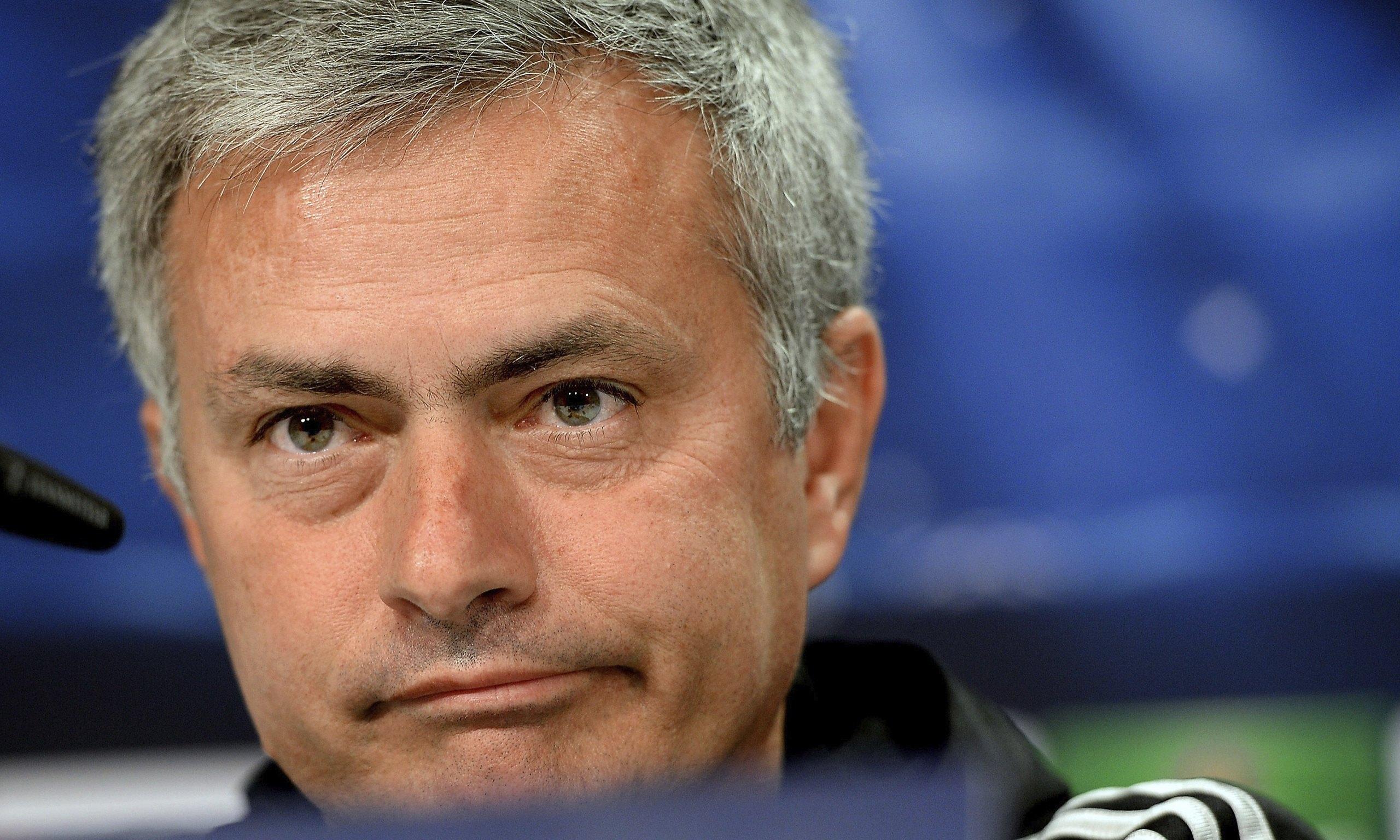José Mourinho é duro com Cristiano Ronaldo