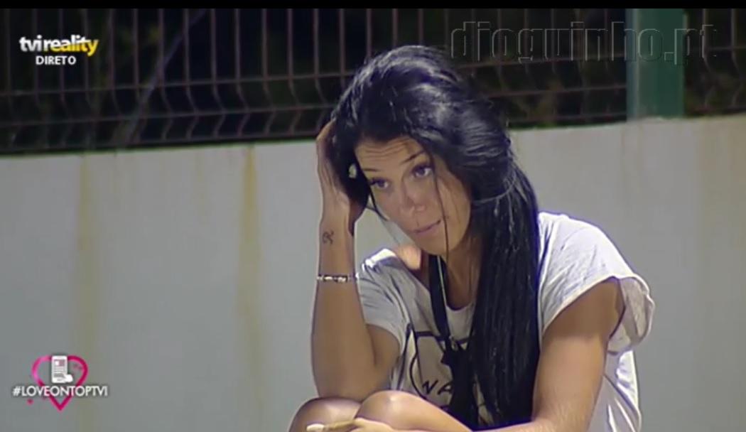 """Photo of Andreia Machado quer """"limpar"""" jovem da produção"""