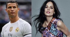 Cristiano Ronaldo Elena Anaya