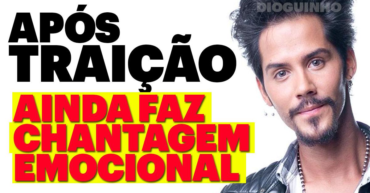 Photo of Tiago faz chantagem com Xana após traição