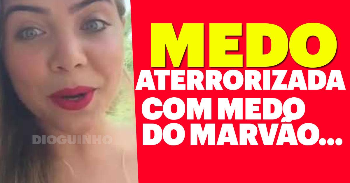 Photo of Andreia Silva vive com medo de Bruno Marvão