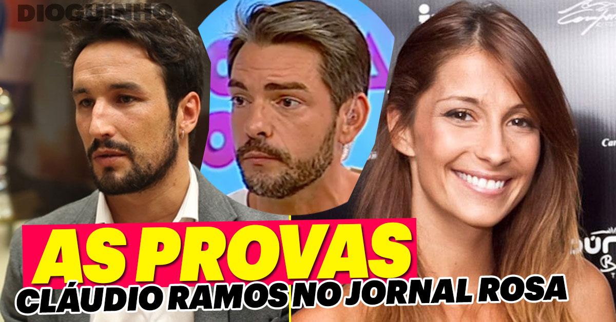 Photo of Isabel Figueira e César Peixoto: Cláudio Ramos revela informações da «história»