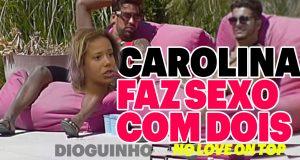 Love on Top 3 canal, Teresa Guilherme, Tvi, tvi, love on top, love on top app