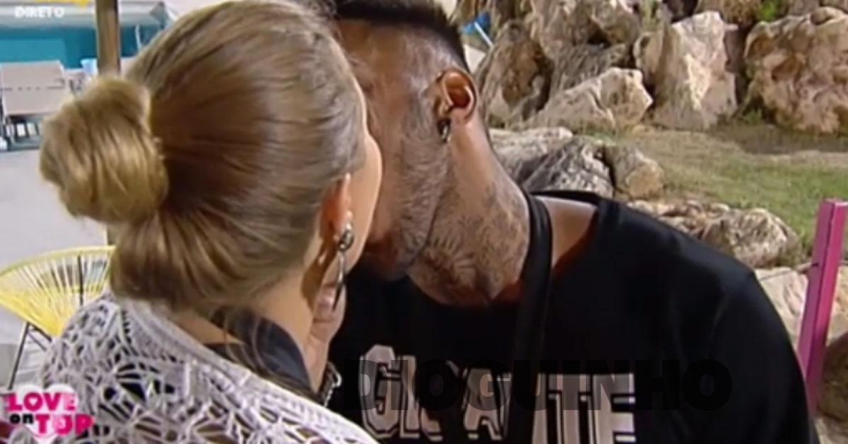 Photo of Andreia Silva e o Rui dão linguado e acaba com 'lap'