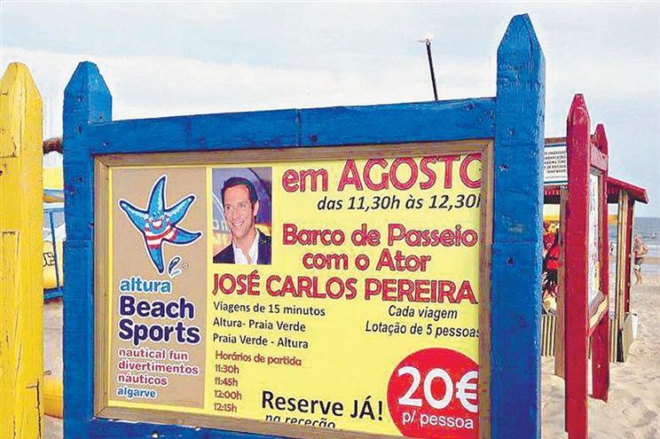 Photo of A estranha história de José Carlos Pereira e os passeios de barco