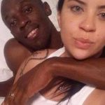 Bolt in intimate moment with Brazilian girl