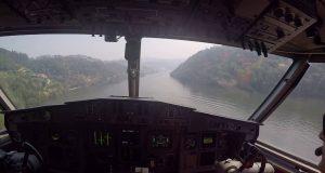 Canadair em missão em Portugal