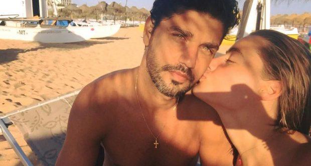 Bruno Cabrerizo e Kelly Bailey namoram