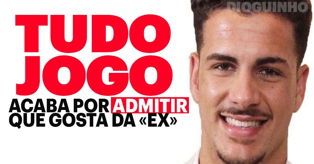 Photo of Rodrigo gosta da «ex» e é tudo jogo com a Kelly
