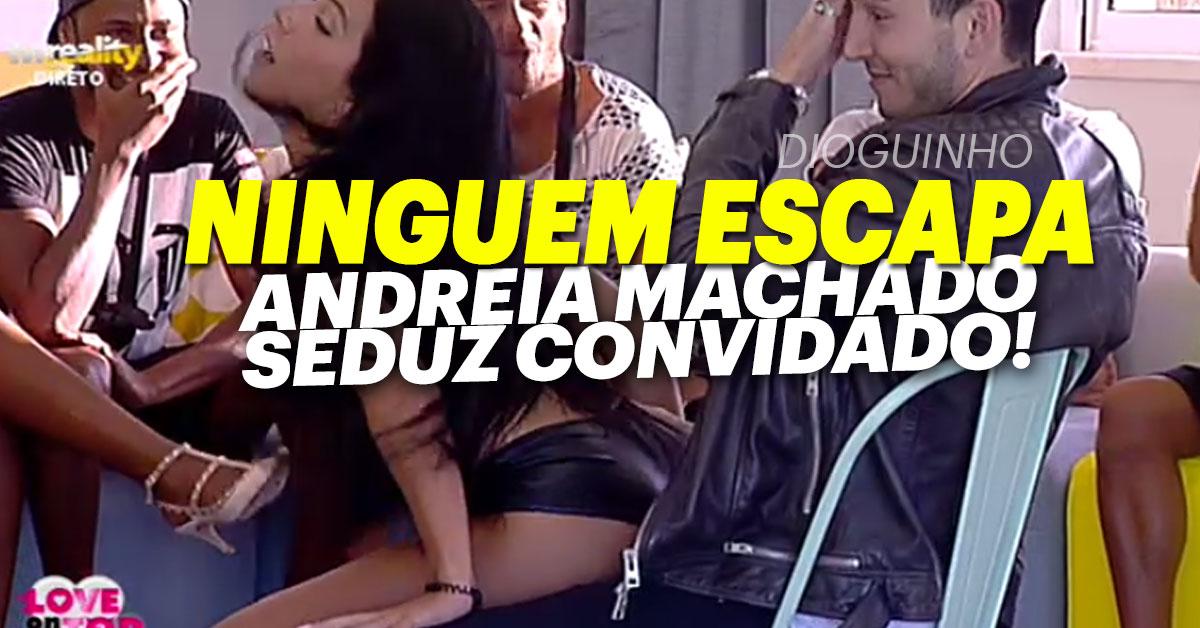 Photo of Sebastian Yatra foi seduzido por Andreia Machado