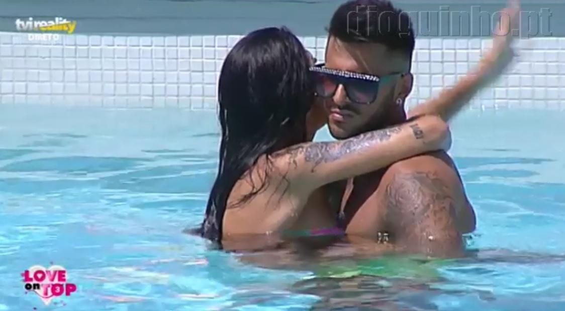 Photo of Andreia Machado e Rui Rodrigues continuam muito íntimos