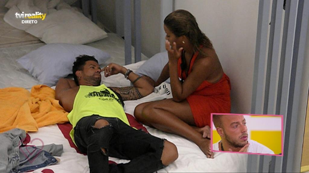 Photo of Bruno Esteves e Carolina já partilham casa e pensam em filhos