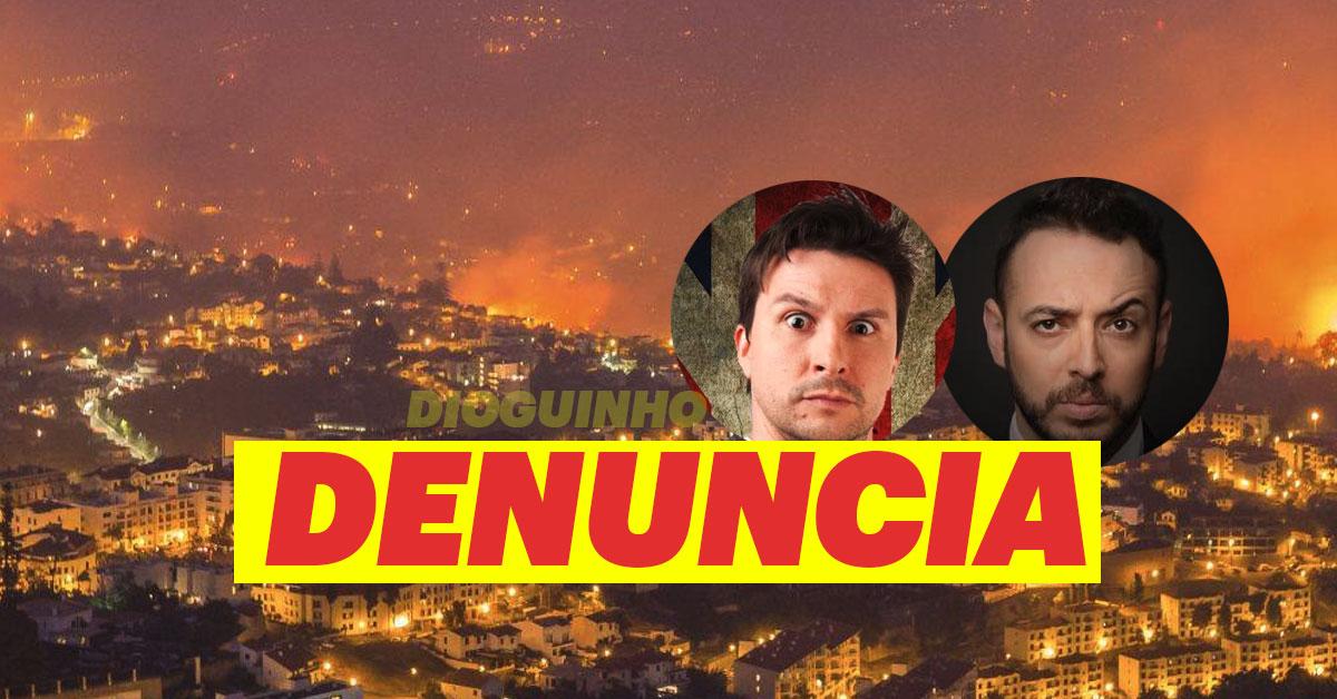 Photo of Denúncia: Humoristas querem ajudar a Madeira, mas entidades recusam