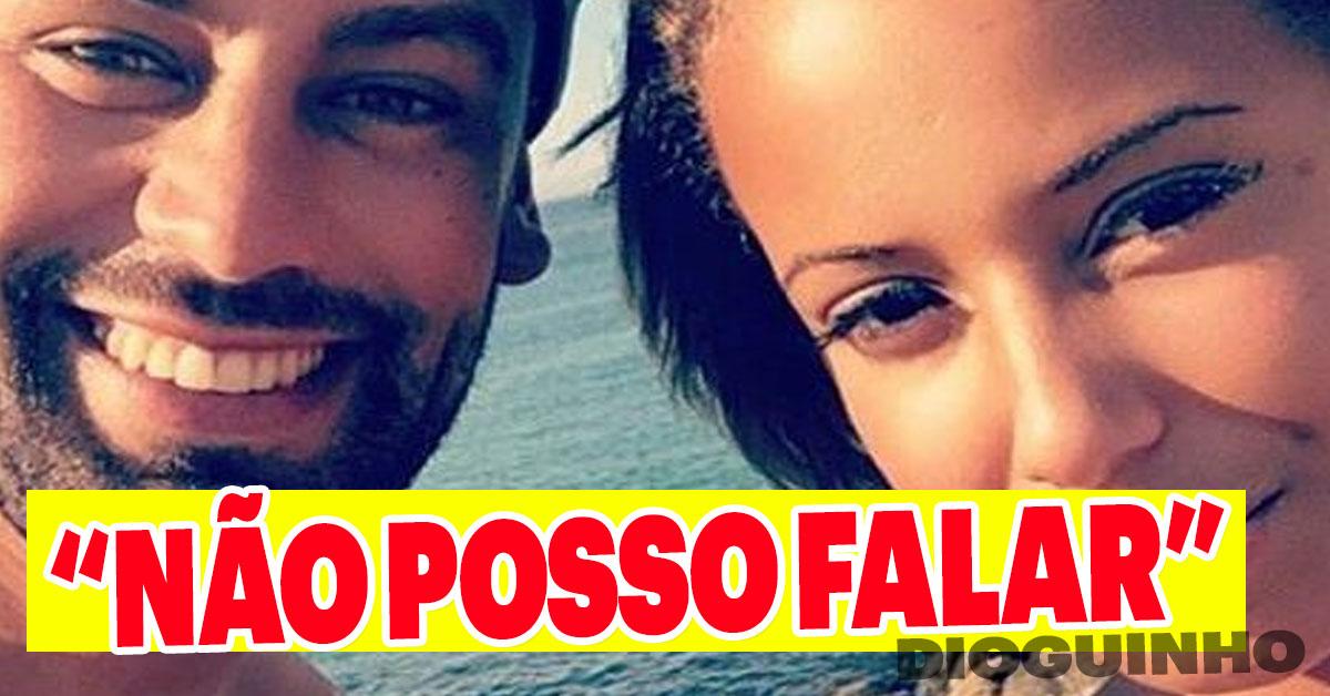 """Photo of Bruno Esteves e Carolina não vão Açores, """"não posso falar"""""""