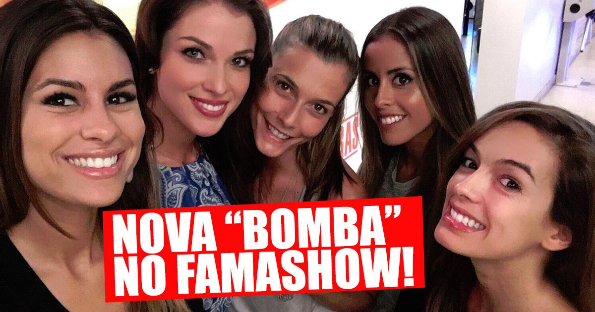 """Photo of Miss Portugal é a nova apresentadora do """"Fama Show"""""""