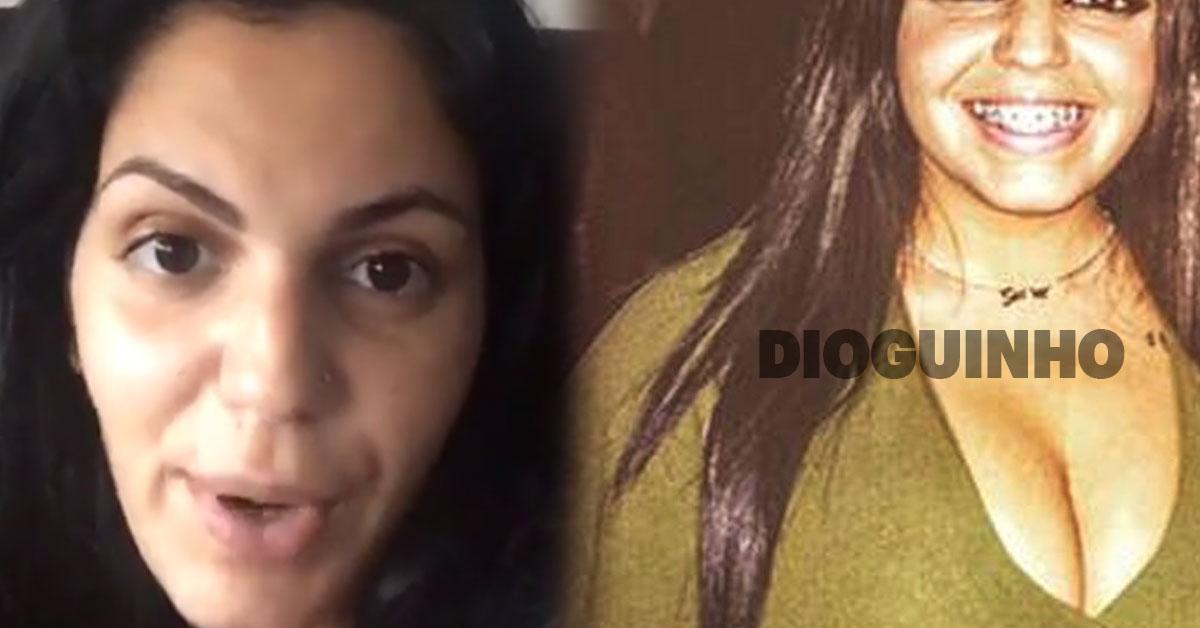 Photo of Tatiana Magalhães faz «live» para explicar processo de redução das maminhas