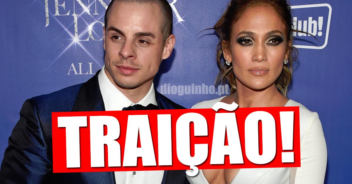 Photo of Jennifer Lopez acabou com o namorado porque foi traída