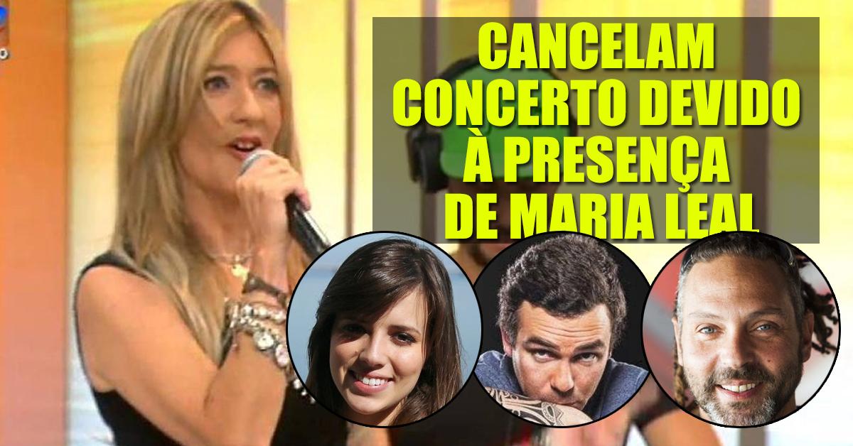 Photo of Cantores recusam atuar na mesma discoteca que Maria Leal