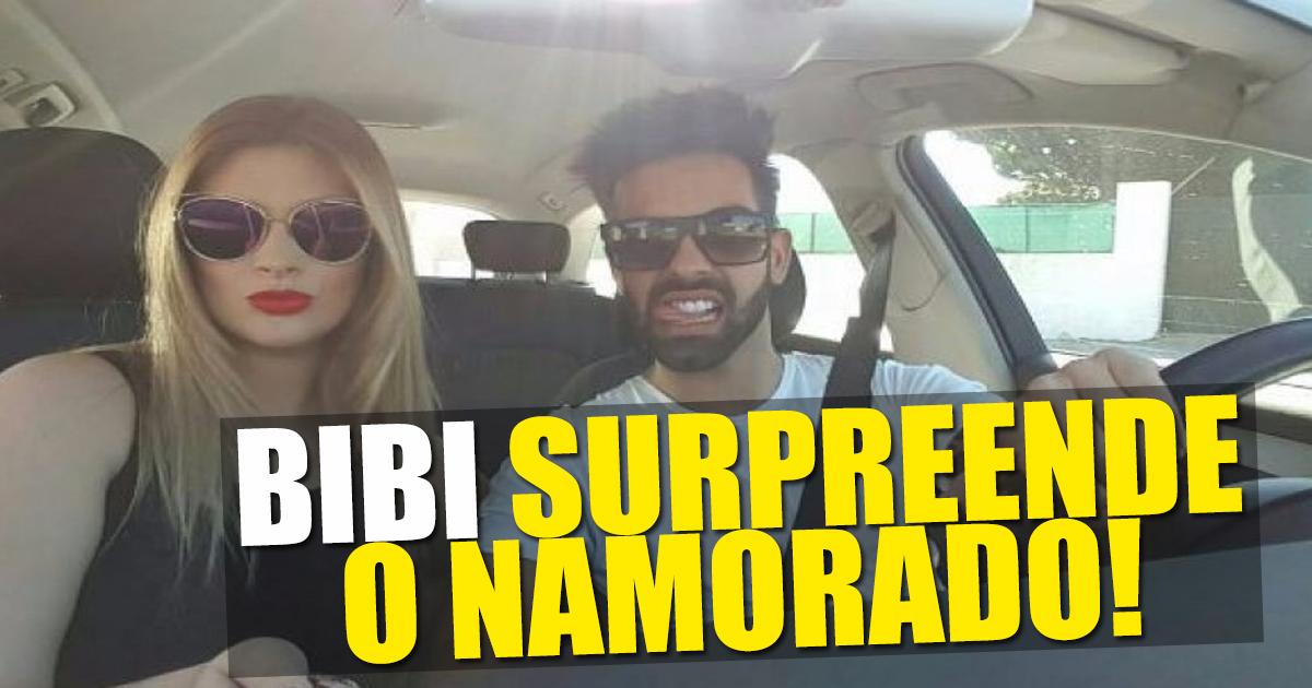Photo of Bernardina preparou uma surpresa romântica ao namorado