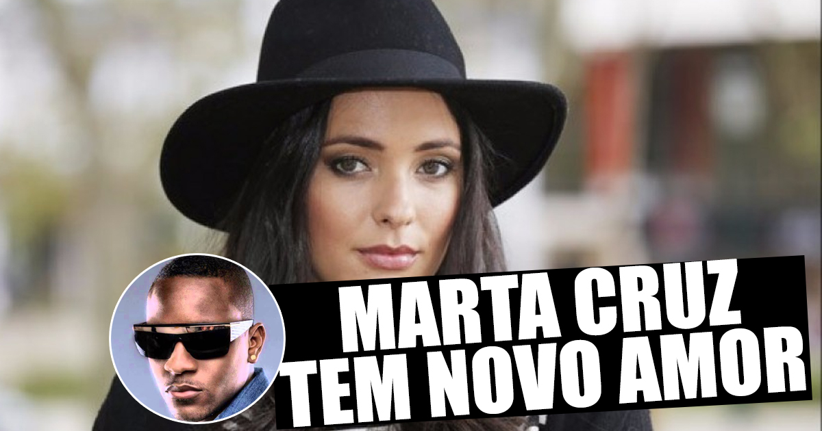 Photo of Marta Cruz namora com um músico famoso