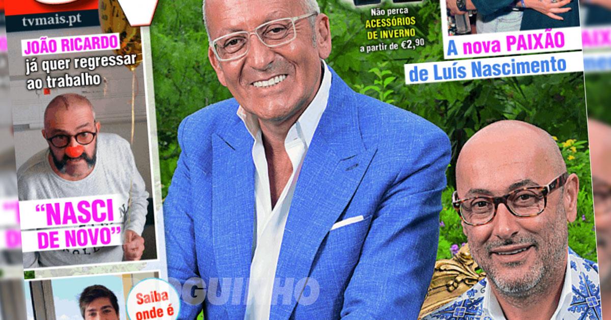 Photo of Manuel Luís Goucha desmente TV Mais e Correio da Manhã