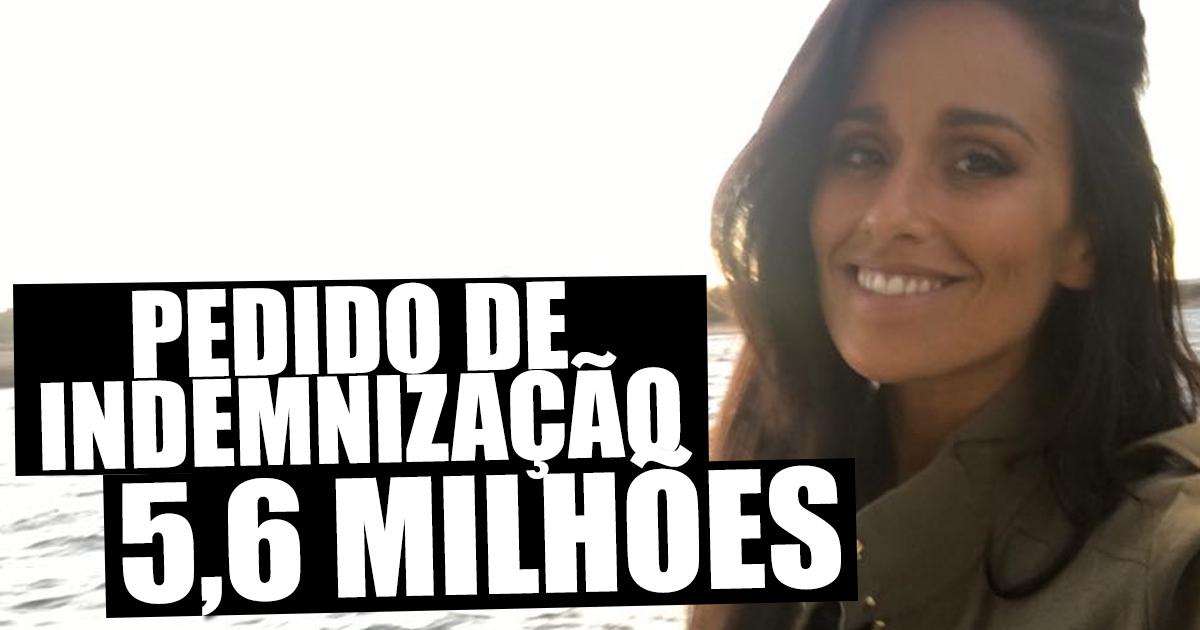 Photo of Rita Pereira voltou a tribunal por causa de Angélico Vieira