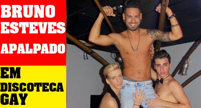 Photo of Bruno Esteves apalpado em discoteca gay (com fotos)