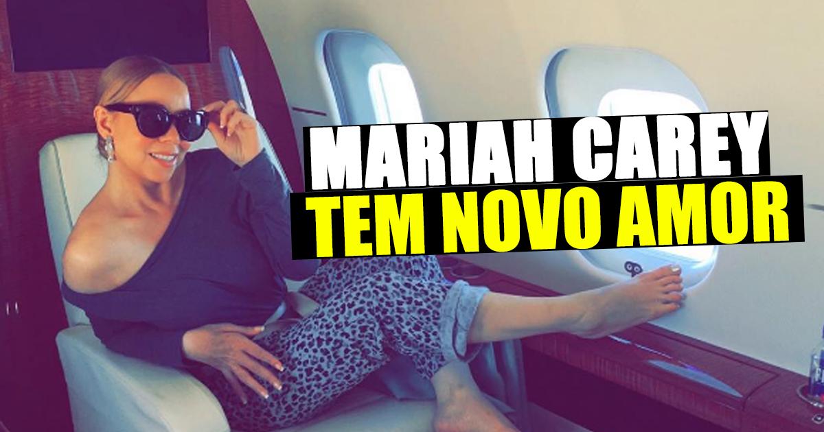 Photo of Após cancelar casamento, Mariah Carey tem um novo namorado
