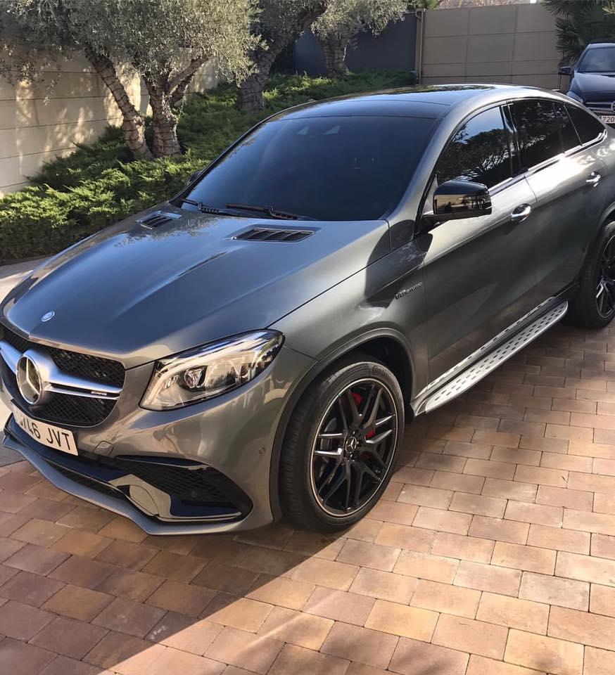 Mercedes GLE Coupé AMG 63 S