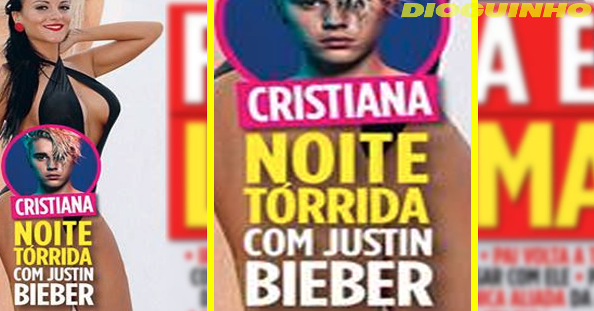 "Photo of Cláudio Ramos comenta ""caso"" entre Cristiana Dionísio e Justin Bieber"