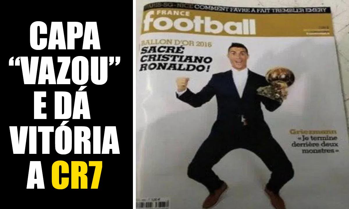 Photo of Cristiano Ronaldo vence a Bola de Ouro 2016