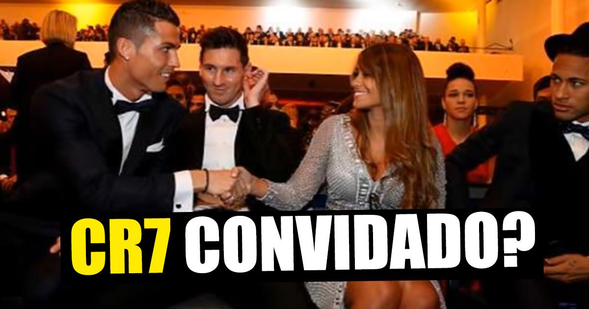 Photo of Messi vai casar e Cristiano Ronaldo está na lista de convidados