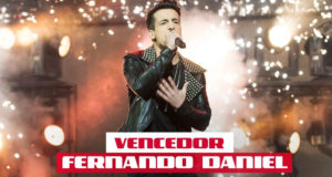 Fernando Daniel vence The Voice Portugal