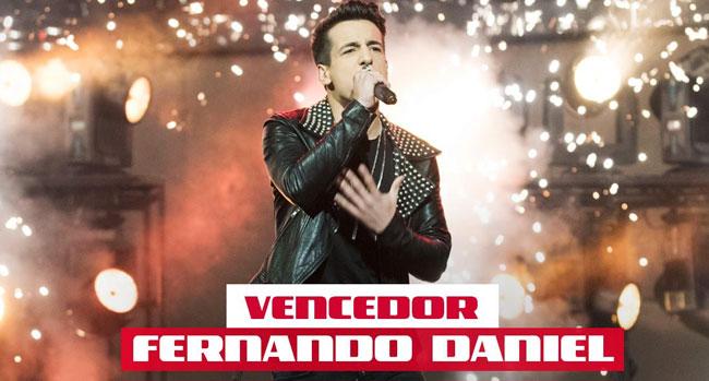 Photo of Fernando Daniel vence The Voice Portugal (vídeo)