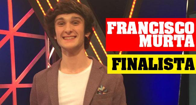 Photo of Francisco Murta é finalista do The Voice Portugal (vídeo)