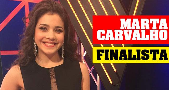 Photo of Marta Carvalho é finalista do The Voice Portugal (vídeo)