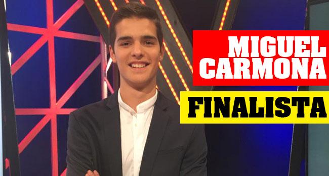 Photo of Miguel Carmona é finalista do The Voice Portugal