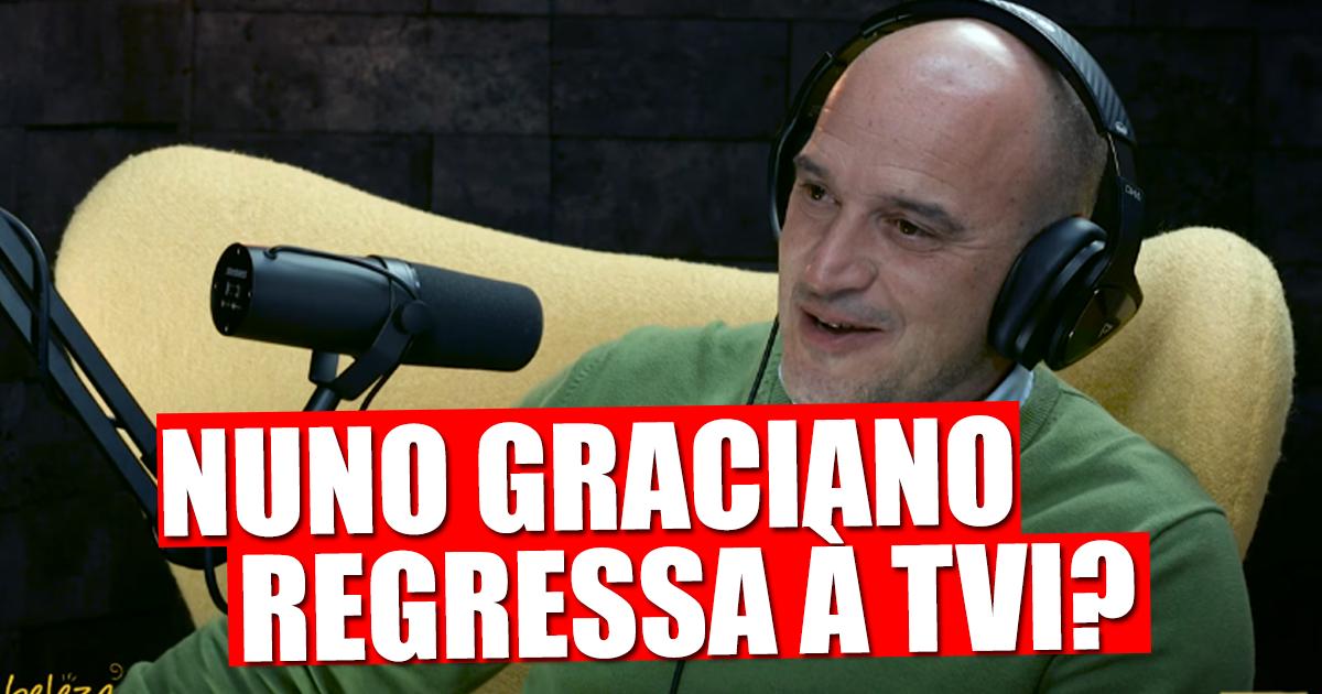 Photo of Nuno Graciano a caminho da TVI?